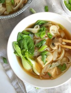 Vegan asian soup Recipes is One Of the Liked soup Recipes Of Numerous Persons Across the World. Besides Easy to Create and Great Taste, This Vegan asian soup Recipes Also Health Indeed. Tortilla Vegan, Vegetable Noodle Soup, Chinese Vegetable Soup, Soup Recipes, Vegetarian Recipes, Vegetarian Mexican, Copycat Recipes, Vegan Beef, Vegetarian