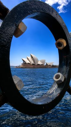 Amazing View of Sydney Opera House (10+ Pics)  I look at this and think those bolts could be a cache