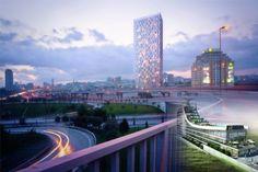 جوناشلي وBasın Ekspres أفضل مناطق إسطنبول في استثمارات المكاتب