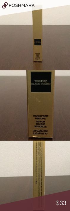 Tom Ford Black Orchid parfum. Tom Ford Black Orchid touch point parfum. NWT. Tom Ford Makeup