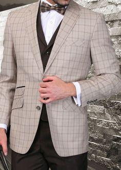 stylish groom?