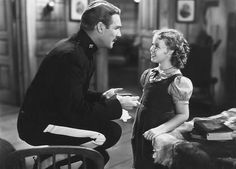 Randolph Scott and Shirley Temple by Vintage-Stars, via Flickr