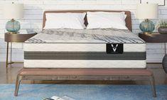 "VERITAS VH5000 13.5"" Firm Hybrid Mattresses | The Dump Luxe Furniture Outlet Dump Furniture, Luxury Furniture Brands, Furniture Outlet, Mattresses, California King, Memory Foam, Bed, Home Decor, Decoration Home"