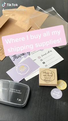 All my packaging supplies for my small business coming soon on Etsy! Small Business Plan, Small Business Marketing, Etsy Business, Craft Business, Business Inspiration, Business Ideas, Business Supplies, Business Design, Small Business Organization