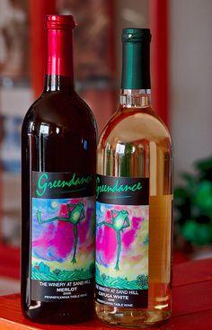 Greendance Winery - Mt Pleasant PA