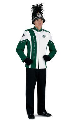 #marching band Color Guard Uniforms, Color Guard Flags, Marching Band Uniforms, Marching Bands, Color Guard Costumes, Winter Guard, Uniform Design, Motorcycle Jacket, Colorful
