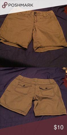 Bebop shorts Comfortable pair of shorts with polka dot pattern BeBop Shorts Bermudas