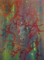 """Aurora"" by Sephora Uddin (2015) ------------------------------------------- http://www.ebay.com/itm/171779527348?ssPageName=STRK%3AMESELX%3AIT&_trksid=p3984.m1555.l2649"
