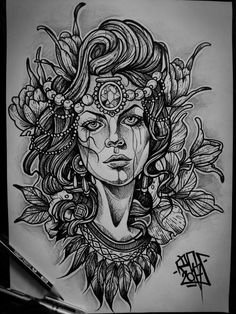 Baby Tattoos, Body Art Tattoos, Girl Tattoos, Tattoos For Women, Tattoo Sketches, Tattoo Drawings, Art Sketches, Gear Tattoo, Greek Mythology Tattoos