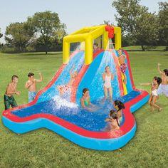 Kohl's - Banzai Slide 'N Soak Splash Park Only $230 Shipped!! (was $599.99)
