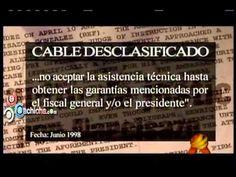 Documentos sobre desaparición de Narcizo González @AliciaOrtegah #ElInforme #Video - Cachicha.com