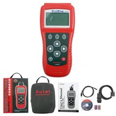 Autel MaxiScan EU702 Code Reader Global OBD2 & EOBD coverage.  Now Price: $115.99  For detail information, please visit www.obd2works.com