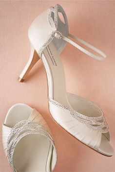 Shooting Star Heels in Shoes & Accessories Shoes at BHLDN. by Benjamin Adams