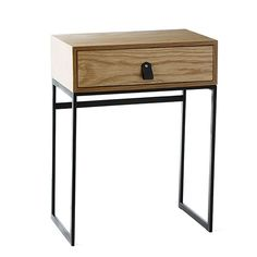 Milo Side Table Natural