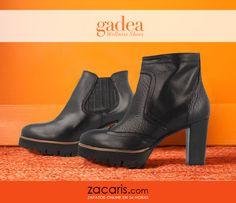 ¡Nos encanta! la máxima comodidad y elegancia de los #botines de Gadea ¿Y a ti? Descubre  https://www.zacaris.com/gadea.htm