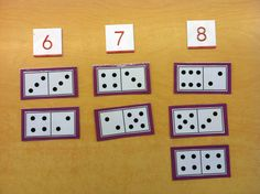 We have been having fun in the classroom paying with this set of domino cards. We play memory or concentration games. We play ...