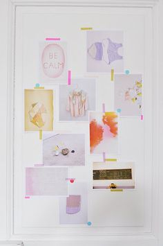 this would be a great inspiration board