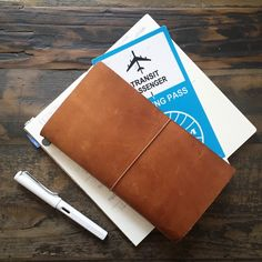 We are beyond excited to welcome back Traveler's Notebook in Camel as a part of our permanent TN line up. Midori Traveler's Notebook is a customizable & refillable leather notebook that will accompany
