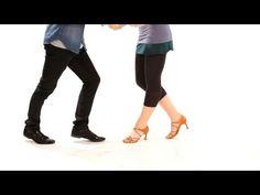How to Dance a Cha-Cha Chase Step | Cha-Cha Dance - YouTube