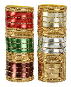 MUCH-MORE Beautiful Bollywood Fashion Indian Bangles Box Multi Color Party wear Bangles Jewelry for Women Bridal Jewellery Inspiration, Bridal Jewelry, Bangle Box, Indian Bangles, Good Morning Flowers, Bollywood Fashion, Minimalist Fashion, Party Wear, Braided Hairstyles