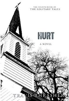 WOW!  Compelling, mesmerizing, mysterious, evil yet spiritual. Hurt encompasses so many components in one powerful novel.  It is the fourth and final book in The Solitary Tales series and while I didn't read the first three, I was able to catch up and understand what was going on. Trasher efficiently referenced things that happened in the previous books so that I wasn't lost. I was hesitant to read this as I don't enjoy horror but I was extremely curious how a Christian book handled horror.