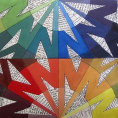 Art At Woodstock: Design: Color Wheel