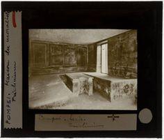 EuropeanaPhotography Pompei. Casa del moralista :Triclinium