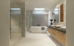 Franklin Ensuite 1, New Home Designs - Metricon