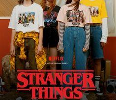 Stranger Things Merchandise, Stranger Things Netflix, Strangers Things, Sadie Sink, 80s Fashion, School Outfits, Lab, Fandoms, Birthday