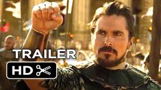 Exodus: Gods and Kings Official Trailer #1 (2014) - Christian Bale, Ridl...