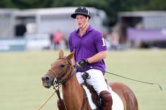 Prince Harry Photos - Celebrity Polo - Zimbio