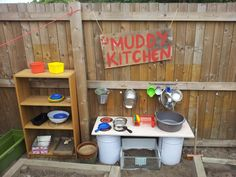 Our Muddy Kitchen