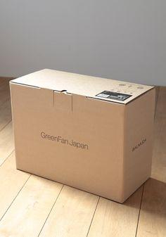 BALMUDA GreenFan Japan   日本の扇風機。