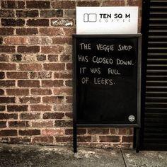 Their plumber didn't carrot all.  #10sqM #yearofthedadjoke #geelong #cafe #barista #coffee #awesome #beautiful #love #fun #cool #smile #tbt #goodtimes #yolo #swag #funny #pun #dadjoke #inspo #coffeebreak #coffeetime #specialtycoffee #madeingtown #thisishowwebrewit