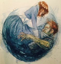 Bioshock infinite - Elizabeth drowns Booker at his request, right after the reveal he's her father. Bioshock Infinite Elizabeth, Bioshock Game, Bioshock Series, Video Game Logic, Video Game Art, Bioshock Tattoo, Deco Gamer, Infinite Art, Fallout New Vegas