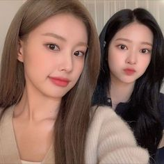"""cess ♡︎ IZ*ONE on Twitter: """"is there any news about our favorite two pretty bestfriends kang hyewon and kim minju?… """" Kpop Girl Groups, Kpop Girls, Best Frind, April Kpop, Cool Girl, Cute Girls, Cute Girl Sketch, Love U Forever, Japanese Girl Group"""