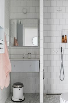Ikea Hack Bathroom, Washroom, Beautiful Bathrooms, Simple House, Bathroom Inspiration, Minimalism, Toilet, Sweet Home, Room Decor