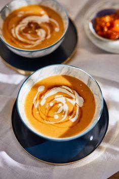 Latte, Peanut Butter, Soup, Meals, Drinks, Street, Kitchen, Caramel, Coffee Milk