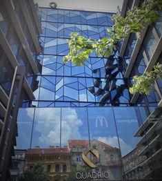 Prager Kaufhaus Quadrio Modern, Prague, City, Viajes