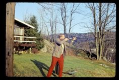 Vermont. Fall 74.