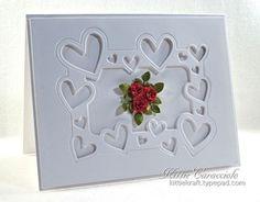 Heart Framed Roses