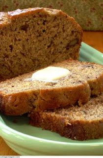 The BEST banana bread recipe ever!!