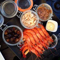Crustacés - La Canfouine