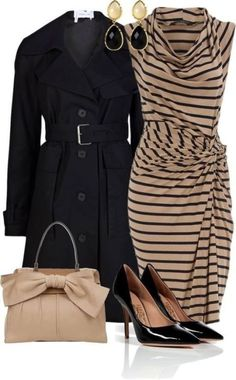 fall-and-winter-work-outfit-ideas-2018-12 85+ Fashionable Work Outfit Ideas for Fall & Winter 2018