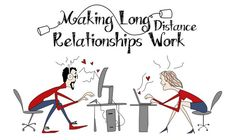 How many of you are wishing right about now that your relationship was of the long distance variety? The grass isn't always greener on the other side, but technology is fanning the flames of romance from afar higher and hotter than ever before. Discover how to keep a long distance relationship going with this infographic from Can't We Just Get Along Counseling.