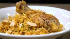 Middle Eastern Chicken Pilaf Recipe Text | Rouxbe Cooking School