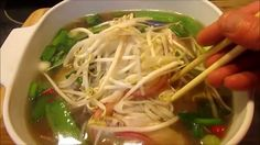 How to Make The Best PHO GA Vietnamese Chicken Noodle Soup