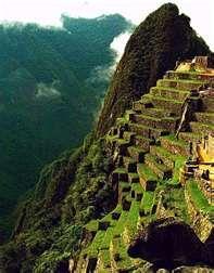 Machu Piccu, Peru.