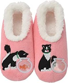 Cat Lover Gifts, Cat Gifts, Cat Lovers, Funny Slippers, Cute Sweatpants Outfit, Hipster Cat, Fluffy Socks, Pink Socks, Slipper Socks