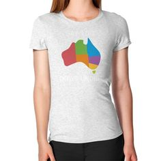 Say I Do Down Under Shirt Women's T-Shirt